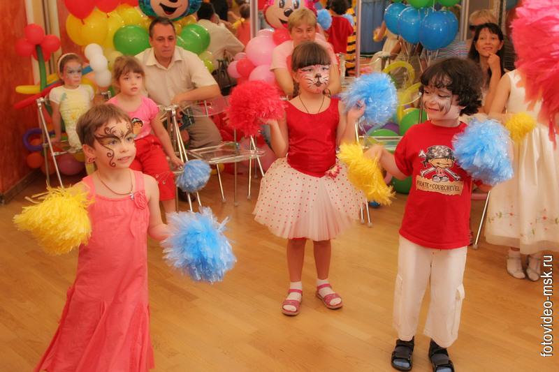 Танцевальные конкурсы на день рождения ребенка