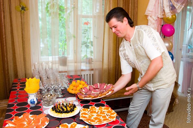 Как украсить стол на выкуп невесты своими руками фото 82