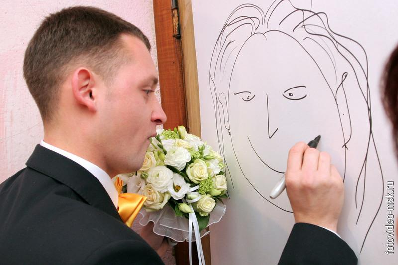 Конкурс на выкуп невесты тазик