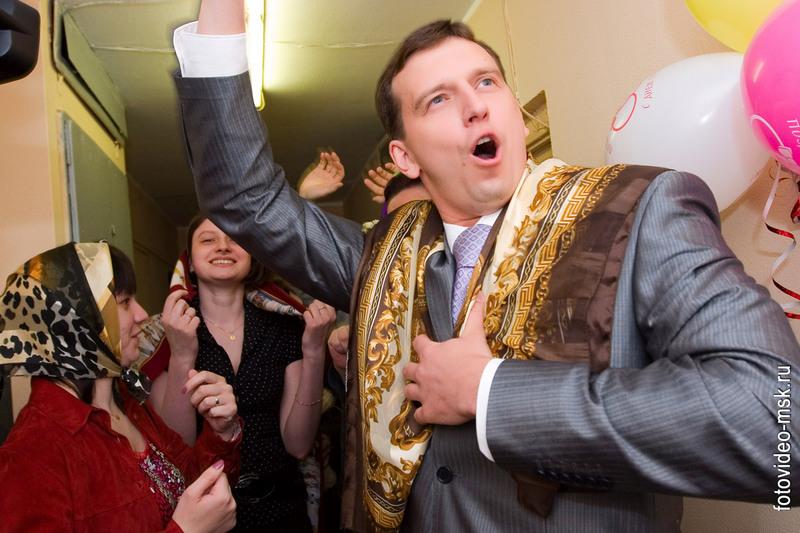 Песня жениха для невесты на выкуп невесты